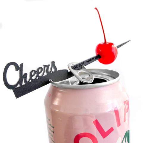 Cheers Swizzly Stick can drink marker