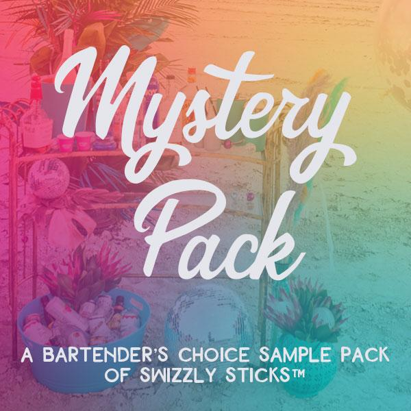 Mystery Swizzly Stick™ sample pack