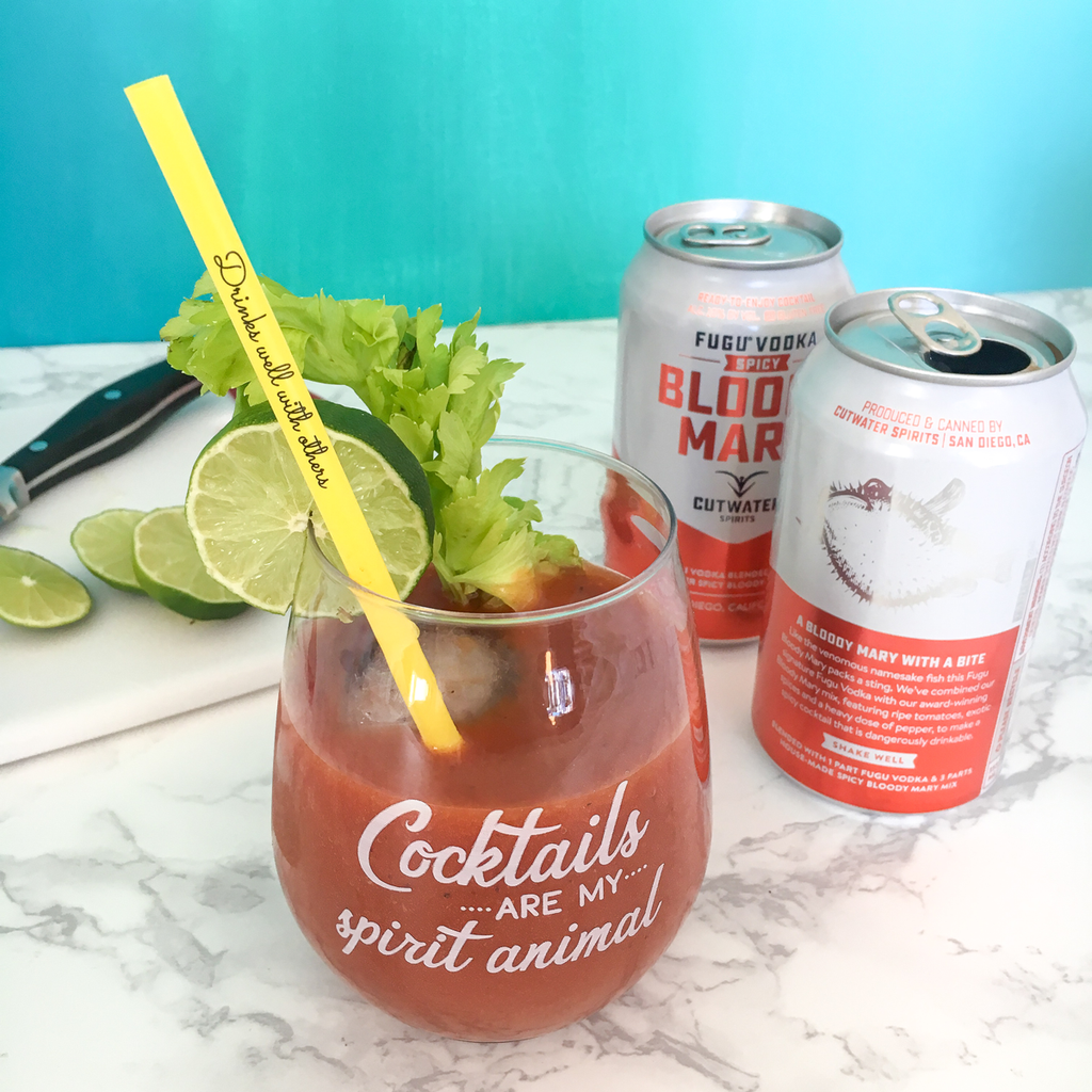 Punny barware from The Pursuit of Cocktails