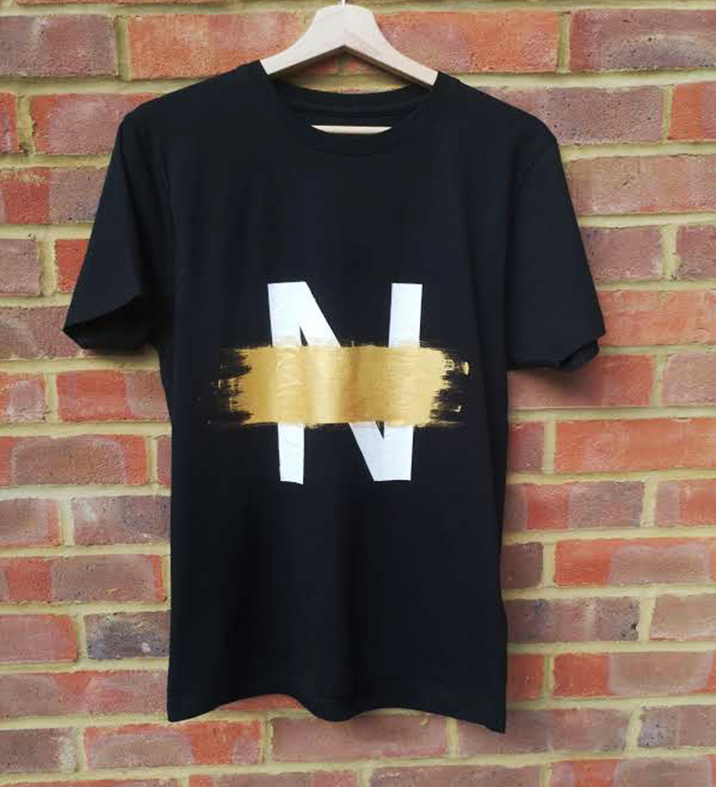 'N' Gold Stroke T-shirt