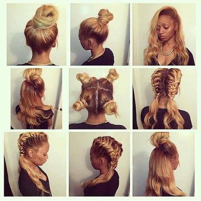 Types of Sew-Ins