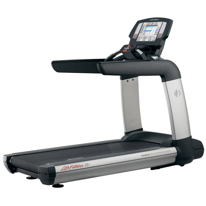 Life Fitness 95T Treadmill w/ Engage Console
