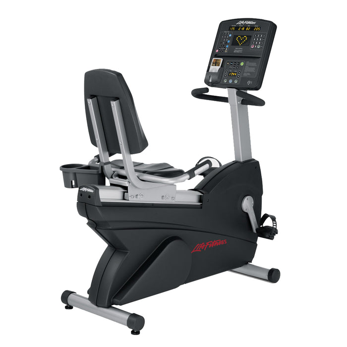 Life Fitness CLSR Integrity Recumbent Bike
