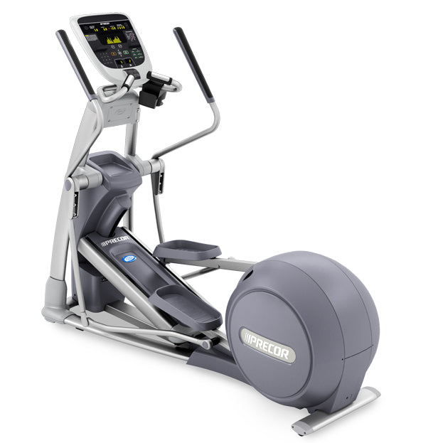 Precor EFX 835 P30 Console Elliptical