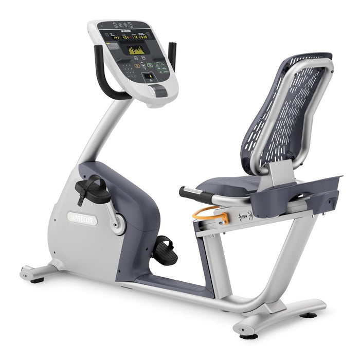 Precor RBK 835 P30 Recumbent Bike