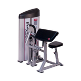 Body Solid Pro Club Line Series II Arm Curl Machine