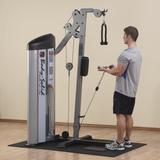 Body Solid Pro Club Line Series II Bicep and Tricep Machine