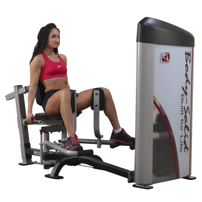 Body Solid Pro Club Line Series II Inner and Outer Thigh Machine