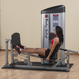 Body Solid Pro Club Line Series II Leg Press and Calf Raise Machine