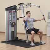 Body Solid Pro Club Line Series II Pec Fly and Rear Delt Machine