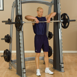 Body Solid Pro Club Line Counter-Balanced Smith Machine