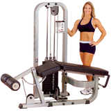 Body Solid Pro Club Line Leg Curl