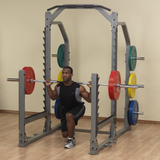 Body Solid Pro Club Line Multi-Squat Rack