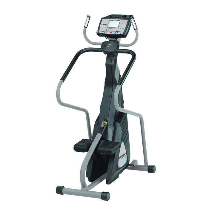 Stairmaster 4600CL Stepper Silver Console Freeclimber