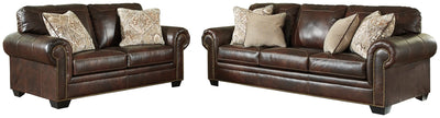 Roleson Signature Design 2-Piece Living Room Set
