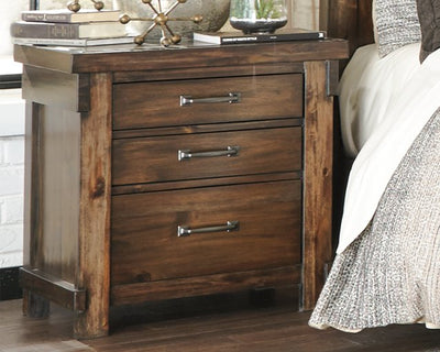 Lakeleigh Signature Design by Ashley Nightstand