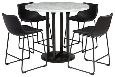 Centiar 5-Piece Dining Room Set