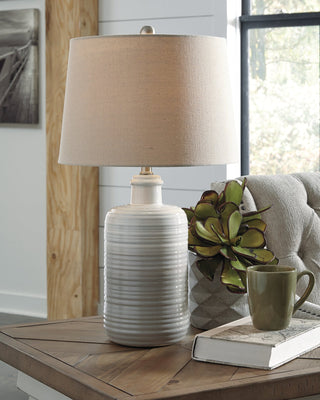 Marnina Signature Design by Ashley Table Lamp Pair image
