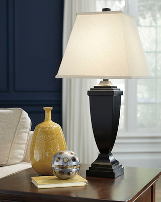 Amerigin Signature Design by Ashley Table Lamp Set of 2