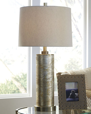 Farrar Signature Design by Ashley Table Lamp