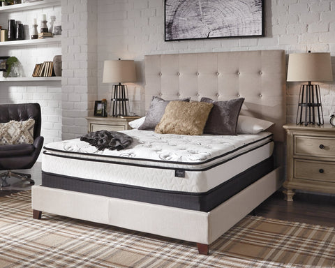 10 Inch Bonnell PT Sierra Sleep by Ashley Innerspring Mattress