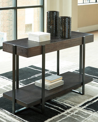 Drewing Signature Design by Ashley Sofa Table image