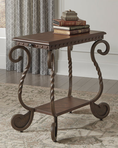 Rafferty Signature Design by Ashley End Table Chair Side
