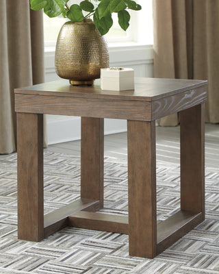 Cariton Signature Design by Ashley End Table image