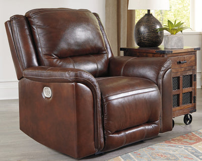 Catanzaro Signature Design by Ashley Recliner
