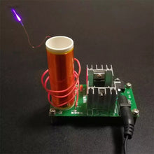 Load image into Gallery viewer, Tesla Coil Plasma Speaker DIY KIT