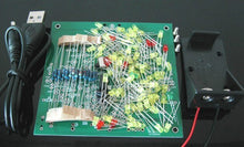 Load image into Gallery viewer, Holiday LED Windbell DIY Electronic Kit
