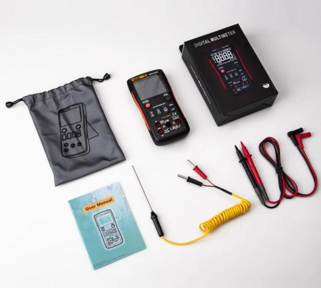 ANENG Q1 Autoranging Digital Multimeter