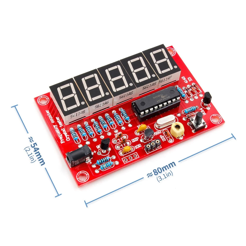 Frequency Meter DIY KIT