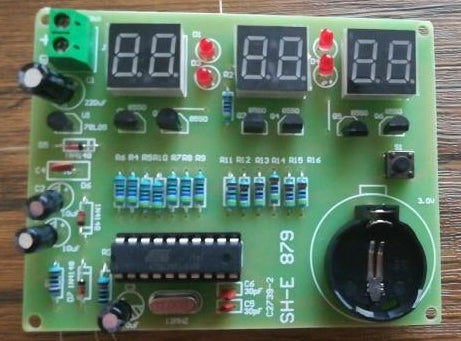 Electronic Clock DIY Kit (No Programming Required) - Circuit-Pop