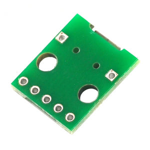 Micro USB to DIP Adapter Breakout Board 10PCS