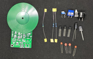 Metal Detector DIY Electronic Kit