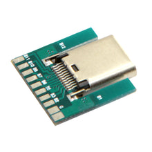 Load image into Gallery viewer, USB Type C Female Connector breakout board 2pcs - Circuit-Pop