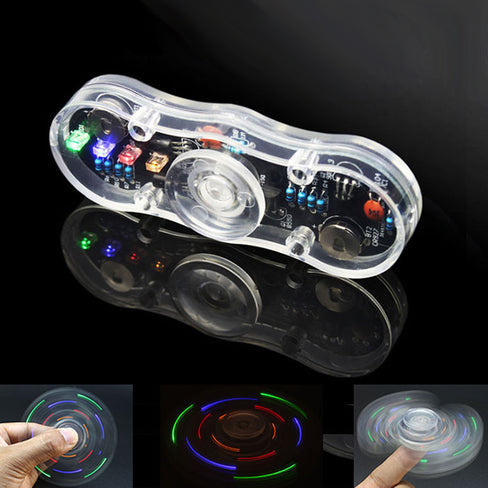 LED Fidget Spinner DIY Project Kit