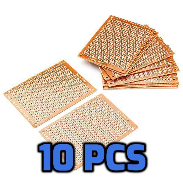 PCB Perfboard 10 PCS - Circuit-Pop