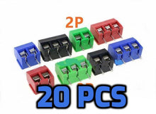 Load image into Gallery viewer, Screw PCB Terminal Block Connectors 20Pcs - Circuit-Pop
