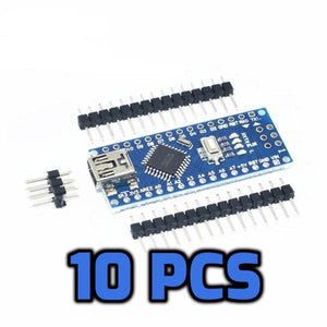 Uno Nano 3.0 Dev Board 10Pcs - Circuit-Pop