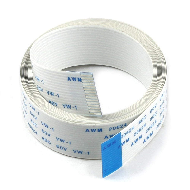 Ribbon Cable (Variable Length) 5 Pcs - Circuit-Pop