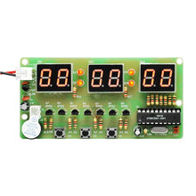 Load image into Gallery viewer, 6 Bit Alarm Clock V2 DIY Electronic Kit