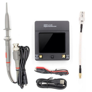 DSO 112A TFT Mini Touch Screen Digital Oscilloscope