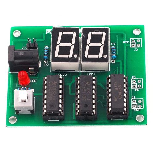 Two Bit Decimal Counter DIY Project Kit