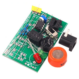 Alcohol Detector Alarm DIY Electronic Project Kit