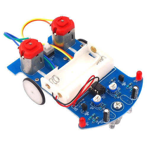 Line Following Robot DIY Kit