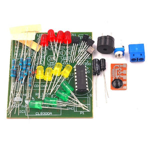 LED Birthday Tune Module DIY Electronic Kit