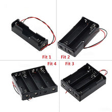 Load image into Gallery viewer, 1 PCS Plastic 18650 Battery Holder - Circuit-Pop