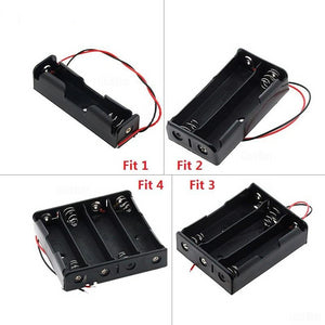 1 PCS Plastic 18650 Battery Holder - Circuit-Pop